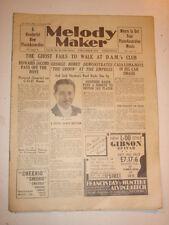 MELODY MAKER 1933 DECEMBER 2 JACK SHEEHAN HOWARD JACOBS CASA LOMA DANCE