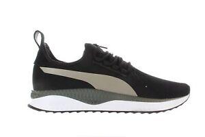 PUMA Mens Tsugi Apex Puma Black-ash-dark Shadow Running Shoes Size 11.5