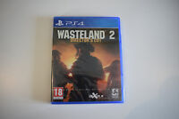 wasteland 2 director's cut ps4 playstation 4 ps 4 neuf new