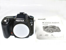 Pentax K100D Super Digital SLR Camera Body - Black **EXCELLENT** Condition