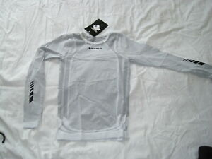 Descente Seamless Pro-v Long sleeve base layer baselayer New with tag size S cas