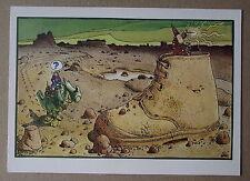 Carte postale Moebius , Eram    CPSM