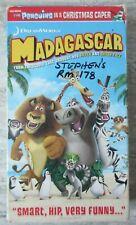 2005 Rare VHS Tape Dreamworks Madagascar