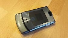 Motorola RAZR v3i Colore Grigio/con pellicola/Pieghevole Cellulare/senza SIM-lock