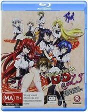 HIGH SCHOOL DXD - SEASON 2 COLLECTION -   Blu Ray - Sealed Region B