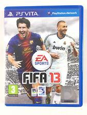 Fifa 13 2013 PS Vita Jeu Sur PSvita
