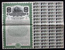 International Great Northern Railroad Co $1000 Bond Series B 1926