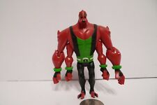 "Ben 10 Omniverse Aien Cartoon Network Four Arms Action Figure 4"" Bandai 2012 !!!"