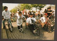 """ENGHIEN (95) Course VELO pour Handicapé """"HANDBIKE"""""""