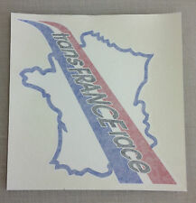 Trans FRANCE race - decal from Herbie goes to Monte Carlo - VW Love Bug