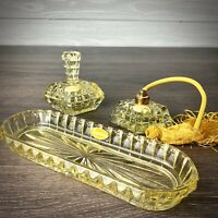 Antique Vintage Pompadour Perfume Set Collection