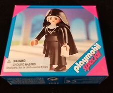 PLAYMOBIL 4631 NUN SPECIAL NIB church father priest religion