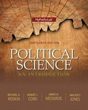 Political Science : An Introduction by Michael G. Roskin, Walter S. Jones, Jame…