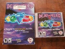Bejeweled 2 Deluxe (PC,2004) Game