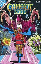 CAMELOT 3000 # 1-12 COMPLETE SET KING ARTHUR MERLIN SIR LANCELOT DC COMICS