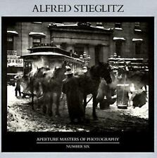 Art Deco Arts & Crafts Alfred Stieglitz Aperture Masters of Photography Book!