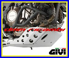 Paracoppa protezione motore GIVI Skid HONDA CRF 1000 L AFRICA TWIN / DCT 17 2017