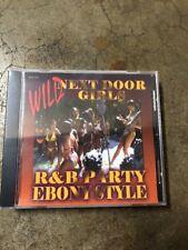 Wild Next Door Girls 2 DVD Set-R&B Party Ebony  Style / Geisha Party Asian Style