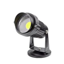 5W LED Landscape Light Outdoor Spotlight Pathway Garden Lights Waterproof 6000K
