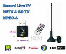 Mini USB DVB-T RTL-SDR Realtek RTL2832U + R820T DVB-T Tuner Receiver MCX Input