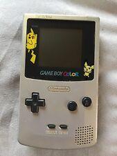 Nintendo Game Boy Color Pokémon Edition Gold & Silver Handheld System
