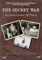 The Secret War The Complete Original 1977 Series [DVD]