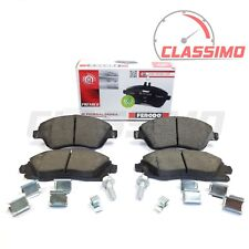 Ferodo Front Brake Pads for VAUXHALL CORSA C - all models excl 1.7CTDi - 2000-06