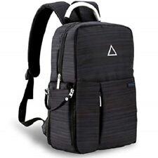 Forspark Camera Backpack with USB Charging Port, Anti-Shock DSLR Backpack