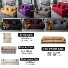 Sofabezüge Universal Stretchhusse Sofahusse Sesselbezug Sofaüberwurf Abdeckung+