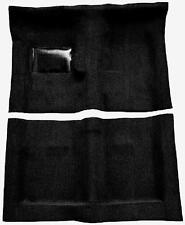 ACC 1966-70 MOPAR B-BODY 2-DR 4-SPEED *BLACK* 80/20 LOOP MOLDED CARPET FLOOR RUG