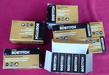 2700x Stanley Bostitch BOSSB38HD1M Staples for B380HD-Blk Auto 180 Stapler
