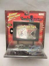 Johnny Lightning  Amazing Fantasy15  '29 Ford Crew Cab & '01 Ford F-250 (215D14)