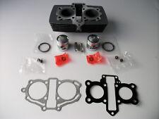 New Honda CB125 CA125 CD125 BARREL CYLINDER TWIN 2x PISTONS GASKET CA CB CD 125