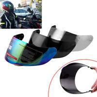 Motorcycle Wind Shield Helmet Lens Visor Full Face For AGV K3 SV K5 CG902 CG316C