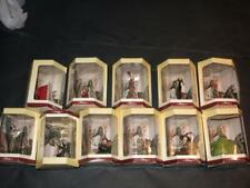 Disney's Tiny Kingdom Nightmare Before Christmas Lot Of 11 Pieces Jack Sally