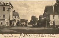 Raymond NH Main St. c1950 Postcard