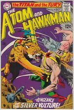 Atom And Hawkman #39 Dc Comics Fn/Vf Condition