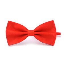 UK Novelty Mens Adjustable Tuxedo Bowtie Wedding Bow Tie Necktie 23 Styles