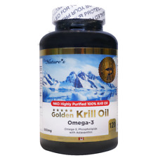 [Made with superior ingredients] PNC Golden Krill Oil Omega-3  120 Caps