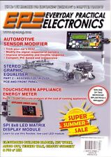 EPE Everyday Practical Electronics July 2018 Technology Computer Projects