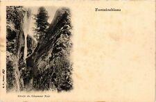 CPA  Fontainebleau - Grotte du Chasseur Noir (248961)