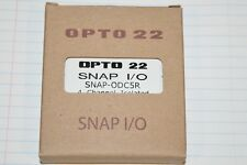 OPTO 22 SNAP I/O 4CH Isolated Output Card / Relay Card (N.O. Output) SNAP-ODC5R
