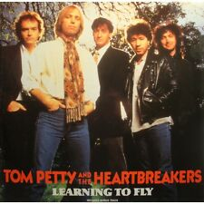 "TOM PETTY and the HEARTBREAKERS learning to fly/american girl MAXI 12"" 1991 NM++"