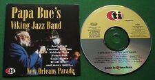 Papa Bue's Viking Jazz Band New Orleans Parade inc Corrine Corrina + CD