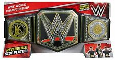 WWE World Championship Role Play - Wrestling Belt by Mattel