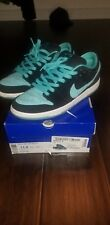 Nike SB Dunk Low Clear Jade 11.5