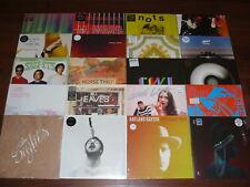 20 x LP  LOT ALBUMS NEUFS INDIE ROCK / POP / PUNK / AMBIENT (2010-2016)