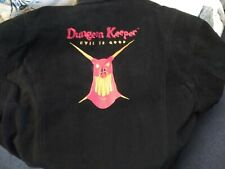 DUNGEON KEEPER vintage suede leather jacket size M UBER RARE One-of-a-kind!