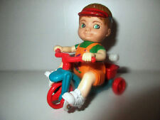 figurine ancienne wind up tricycle (9x7cm)