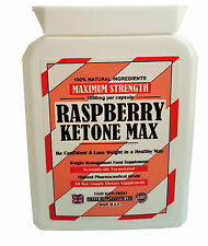 RASPBERRY KETONE MAX WEIGHT LOSS SLIMMING DIET PILLS + FREE DIET MEAL PLAN TIPS
